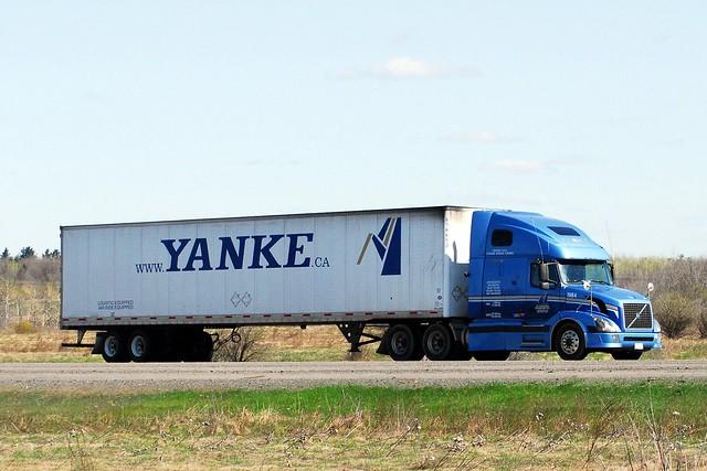 Yanke Transport trucks   Flickr