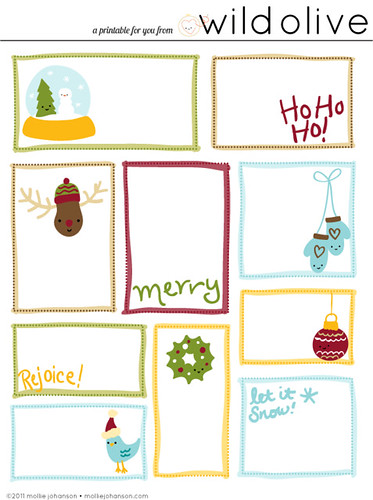 Gift Tags | by wildolive