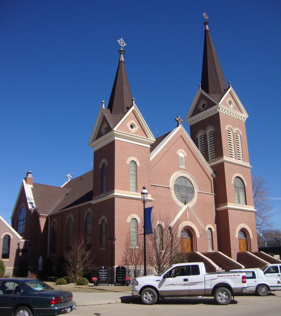 Devils Lake Nd >> Saint Josephs Catholic Church (Devils Lake, North Dakota ...