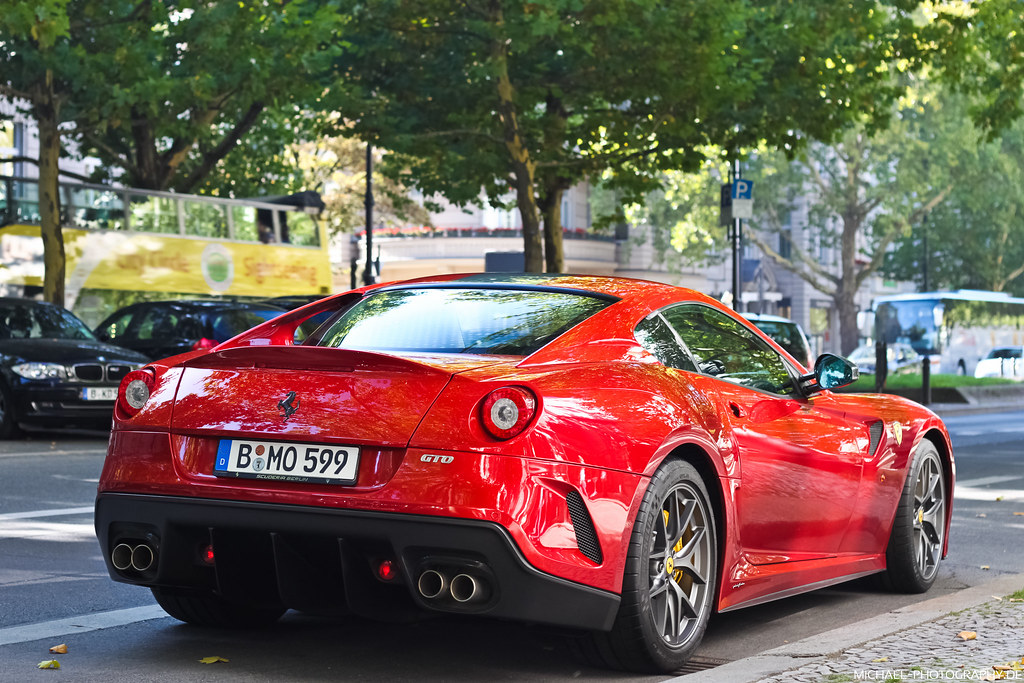 ... Ferrari 599 GTO | By Michael | Photography