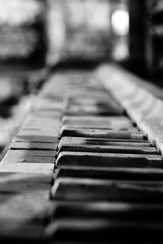 Musicly Inclined | by Thomas Hawk