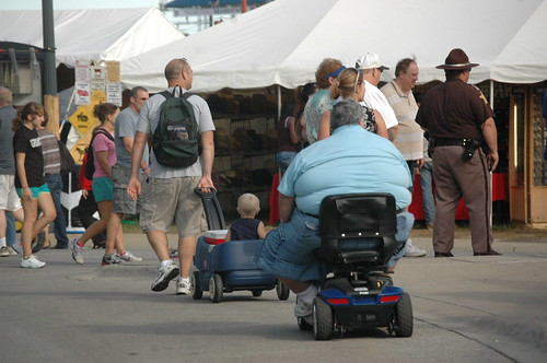Obesity runs rampant in Indiana. | by kennethkonica