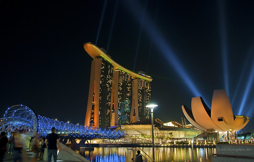 Singapore - Marina bay area | by Luismaxx