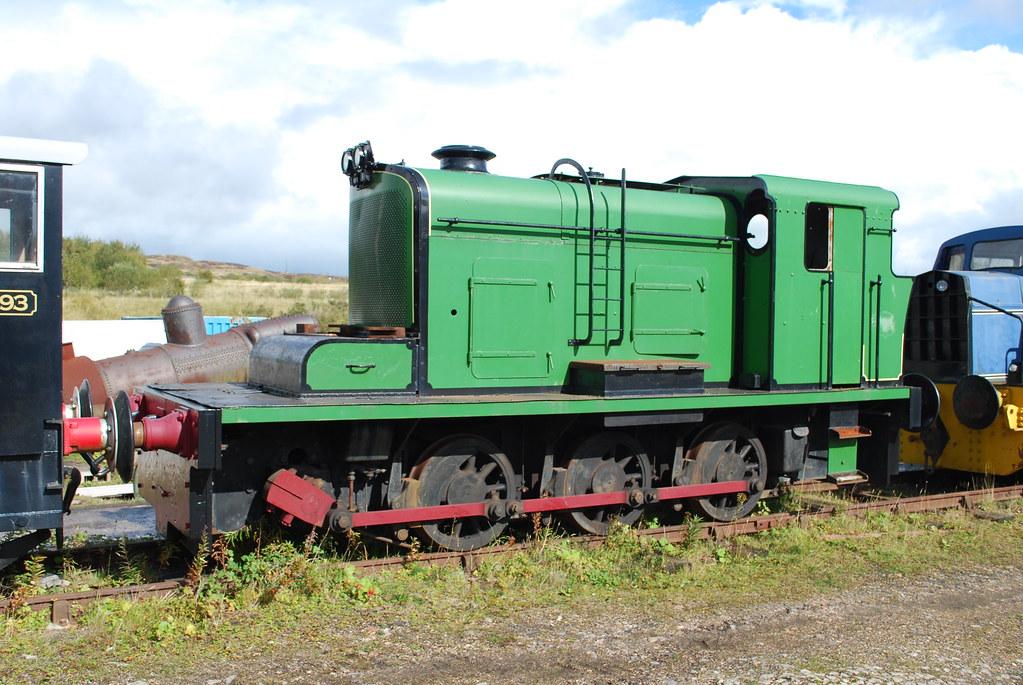 Hudswell Clarke D615 Hudswell Clarke 0 6 0 Diesel