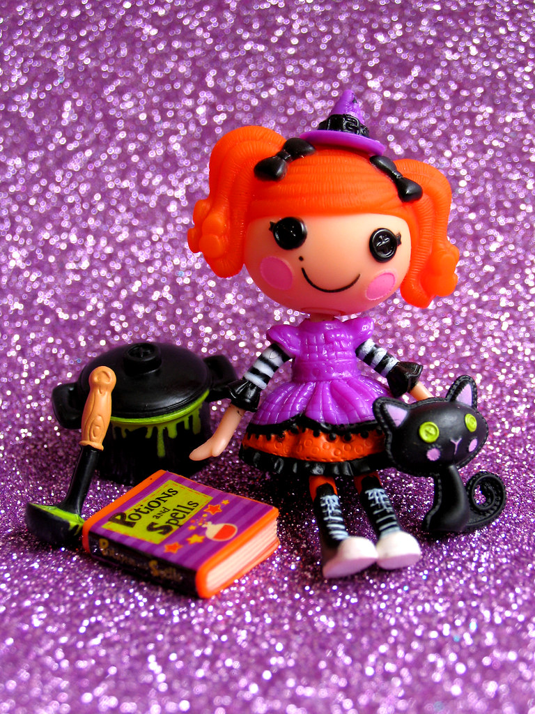 Halloween Mini Lalaloopsy Candy Broomsticks Halloween