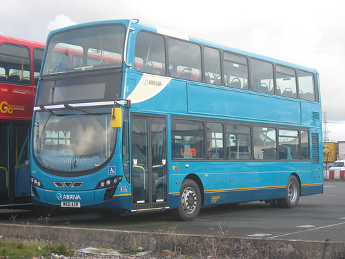 4454 : MX61AYR : Arriva North West - Heysham 16th Oct 11 | by UK Transport Images