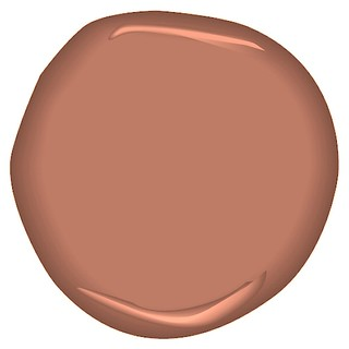 coral bells CSP-1135 | by Benjamin Moore Colors