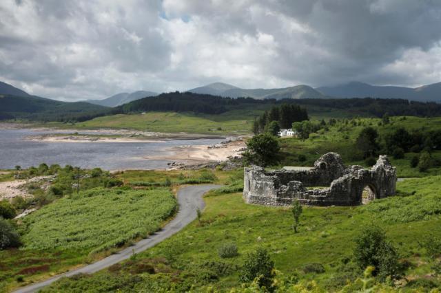 Loch Doon Castle Loch Doon Castle Loch Doon Near