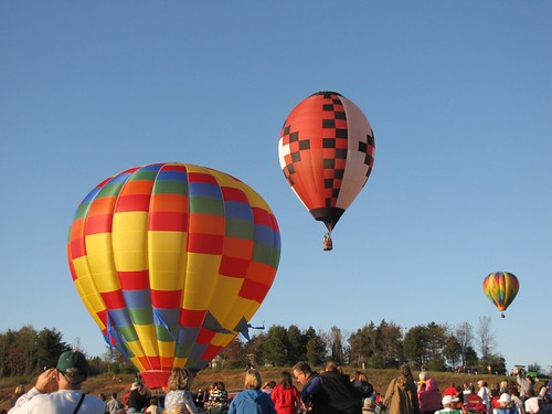 CAROLINA BALLOON FEST 2011 | by PHOTOPHANATIC1