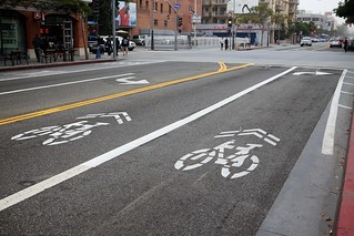 New Bike Facilities Broadway Ave. | by Gary Rides Bikes