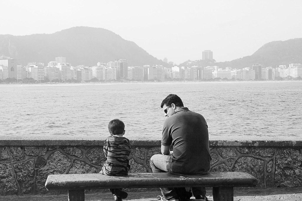 24 365 Momento Entre Pai Filho Ah Vamos Flar De Amor Flickr
