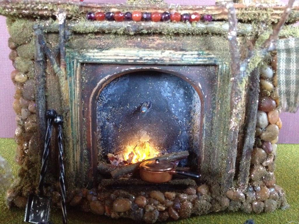Fairy fireplace | Torisaur | Flickr