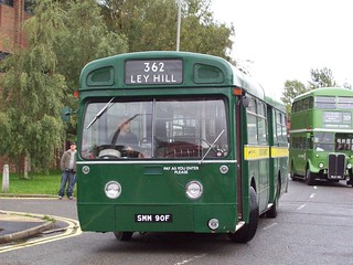 Amersham Bus Running Day 2010-10-03 046 | by Andy Reeve-Smith