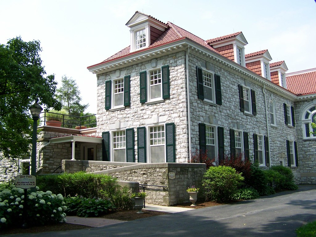 High point milton hershey mansion hershey pa 2 flickr for High pointe