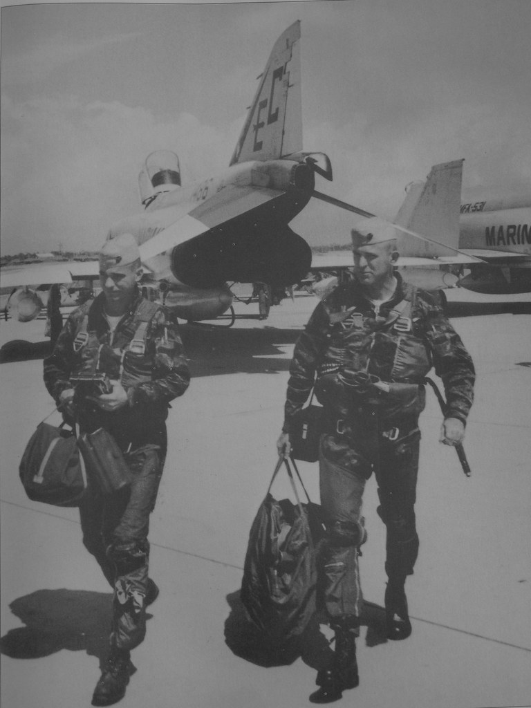 Marine Corps F-4 Phantom Pilot's(10): 1967 | Flickr