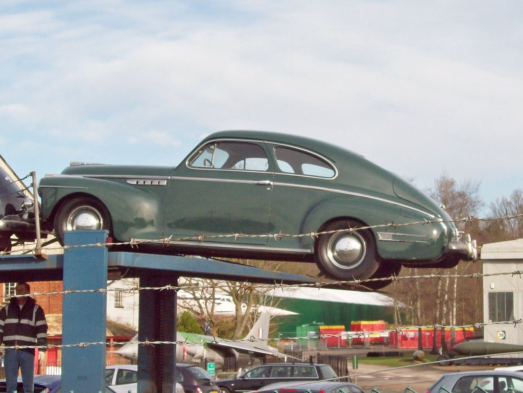 Buick Special Sedanette 1941 Special Sedanette 1941