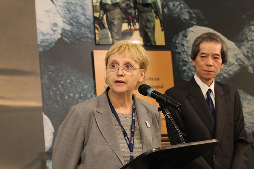"Hibakusha Respond to ""Poetry for Peace"" Contest - Photographer: Ivan Laca 