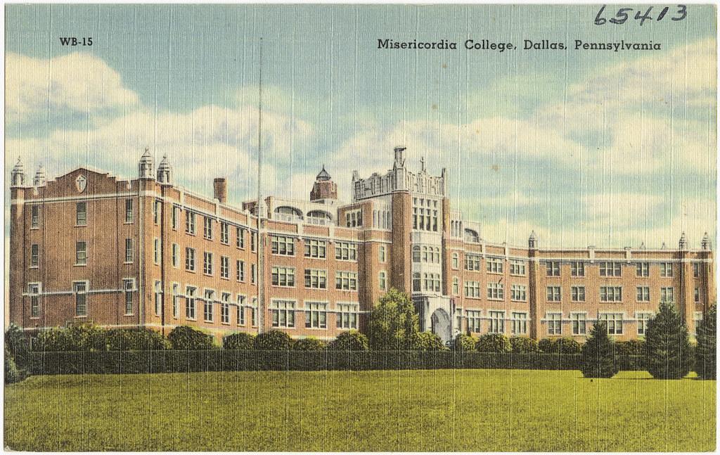 Misericordia College, Dallas, Pennsylvania | File name: 06 ...