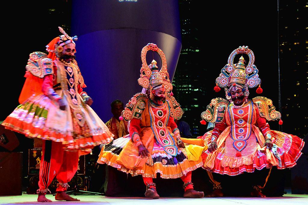 08 >> Therukoothu #5 | Therukoothu - Draupathi Thugil performed by… | Flickr