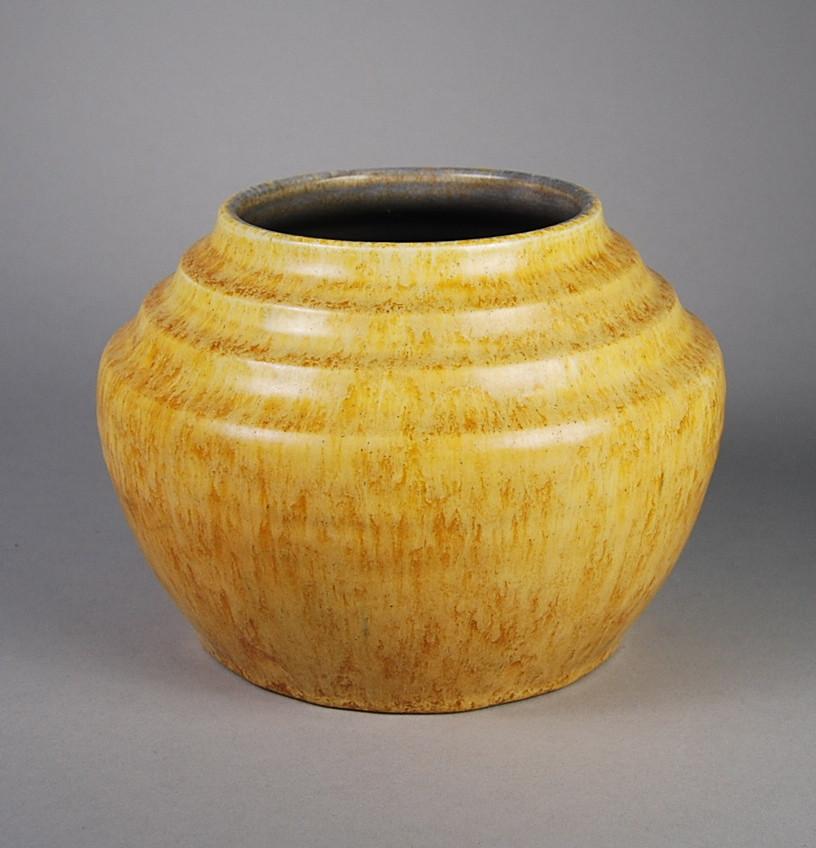 Poole Pottery Sylvan Ware Vase 1930s 475 John Clark Flickr