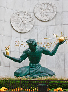 The Spirit of Detroit, Detroit, Michigan | by Marshall M. Fredericks Sculpture Museum