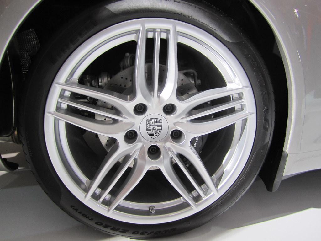 20 Quot Sport Design Wheels On Porsche 911 Type 991 The New