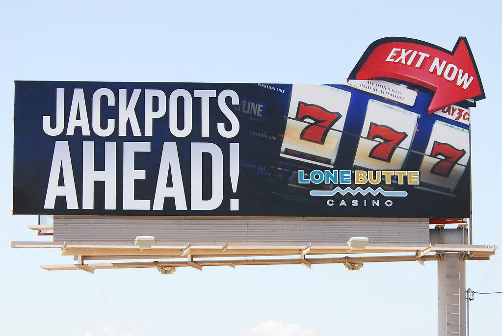 Casino billboard ceek casino