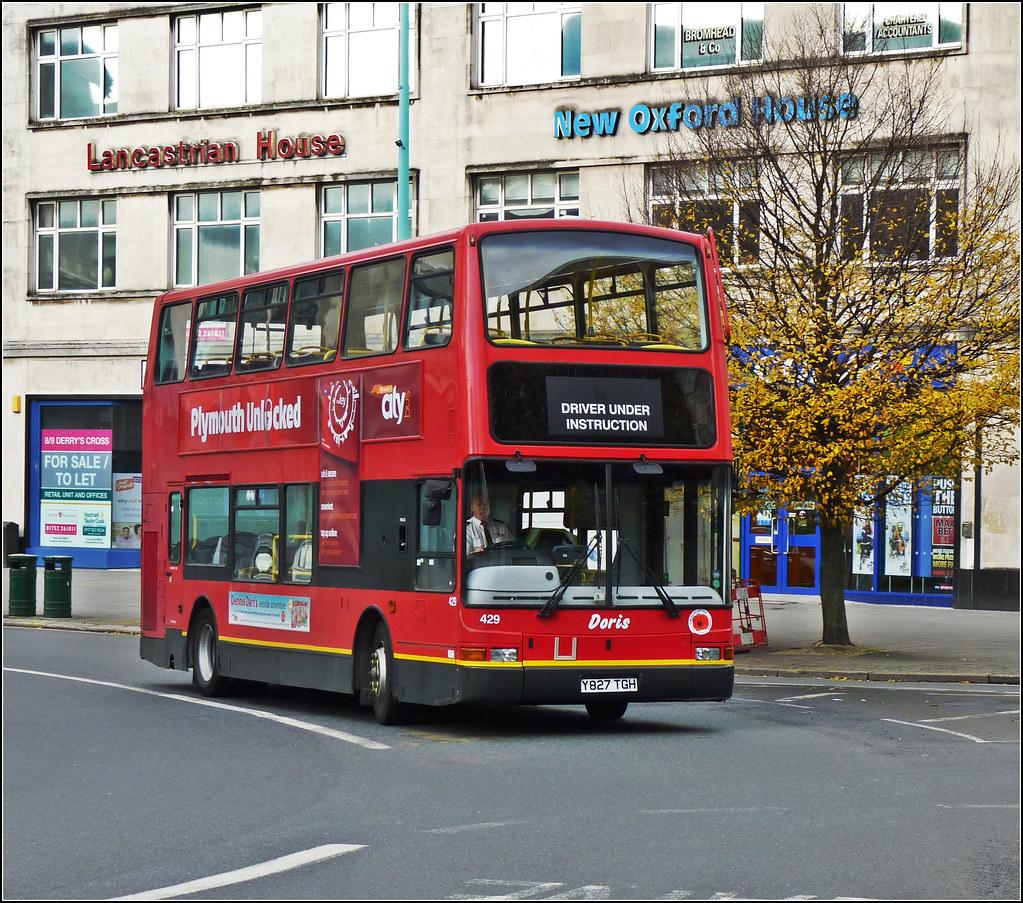 plymouth citybus 429 y827tgh | plymouth citybus ltd 429 y827… | flickr