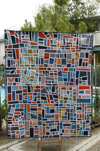 San Bruno Quilt | by Kelsey Creates