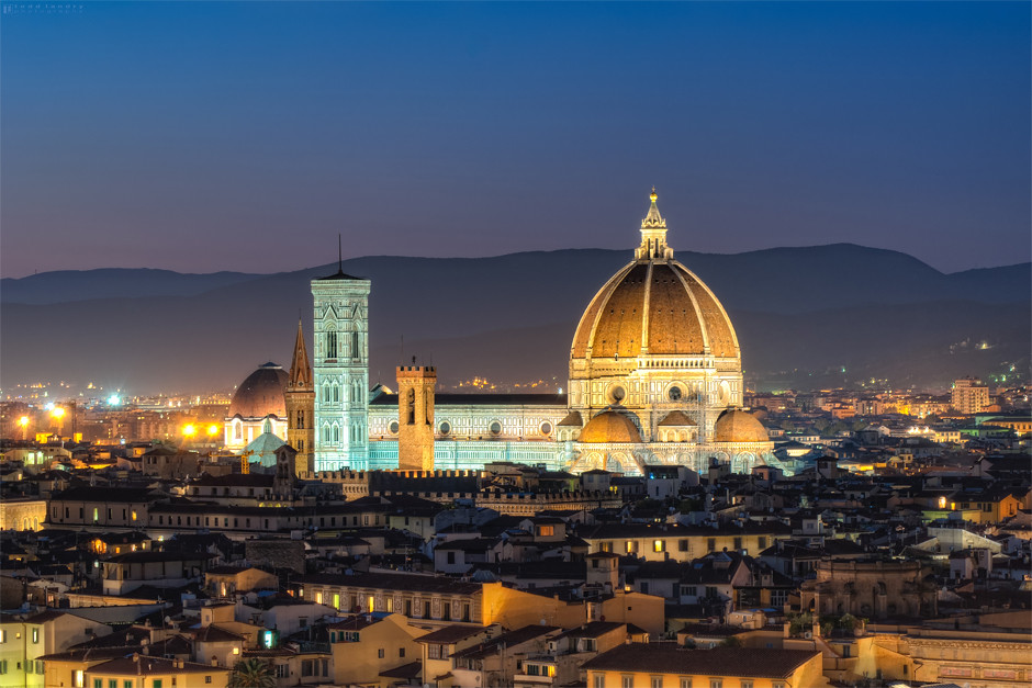 Duomo - Florence, Italy | 10/4/2011: Today, an image of ...