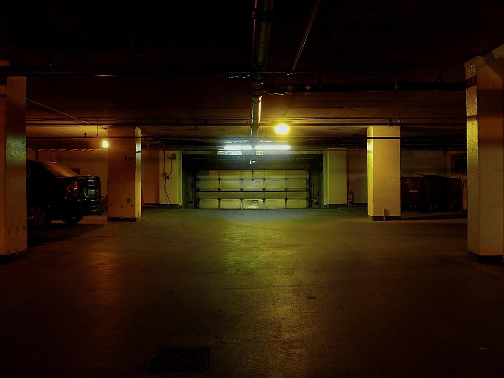 Underground Parking My Tvc 15 Flickr