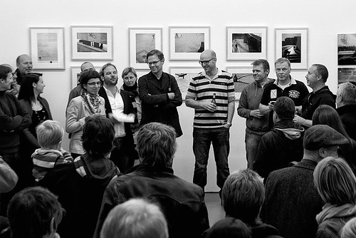 vernissage seconds2real | by Anna-logisch