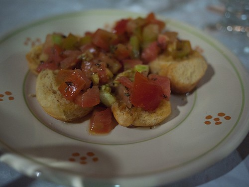 tiny frise with tomatoes | by Piccolina.Adventures