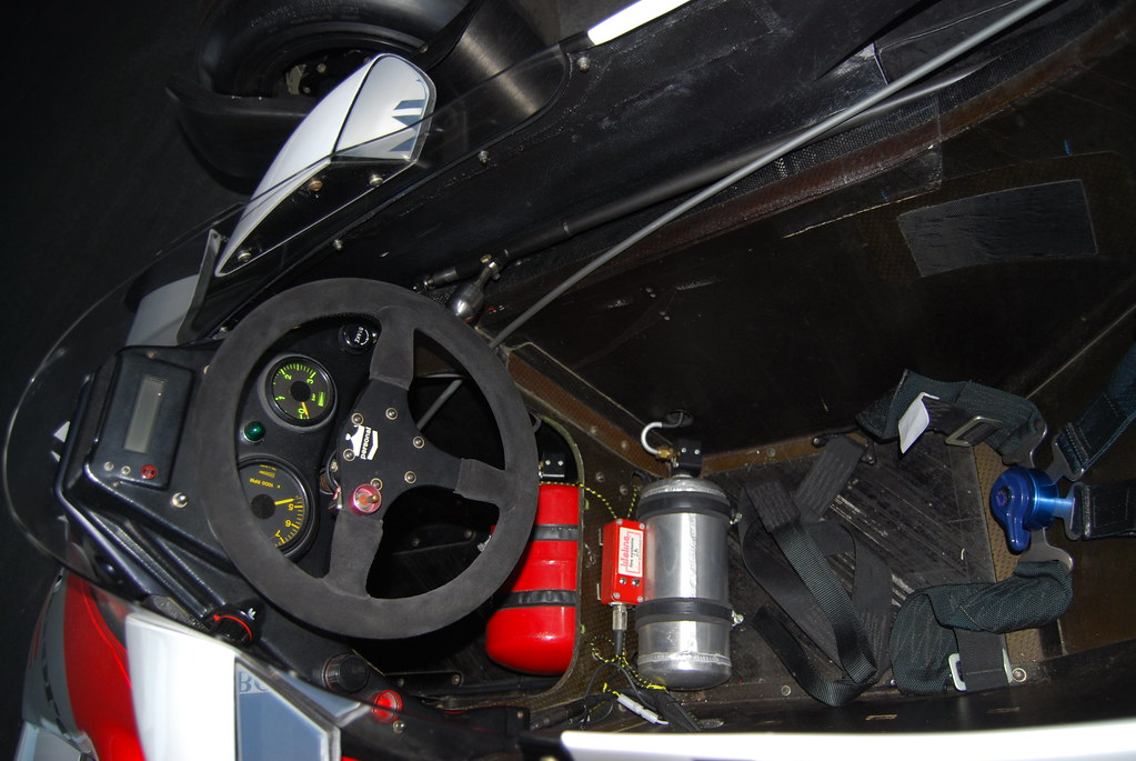 pit of Alain Prost's F1 McLaren / TAG-Porsche turbo, f… | Flickr