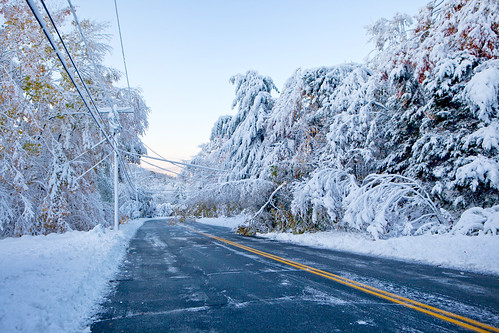 Oct. 29 2011 Snowstorm | by WNPR - Connecticut Public Radio