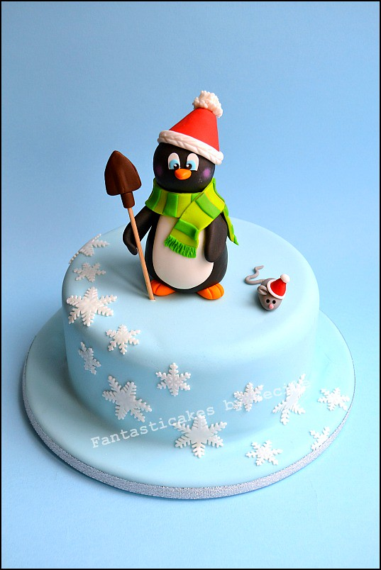 Image Result For Penguin Birthday Cakes Pictures