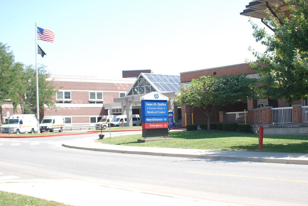 Mountain Home Va Medical Center James H Quillen Va Medica Flickr