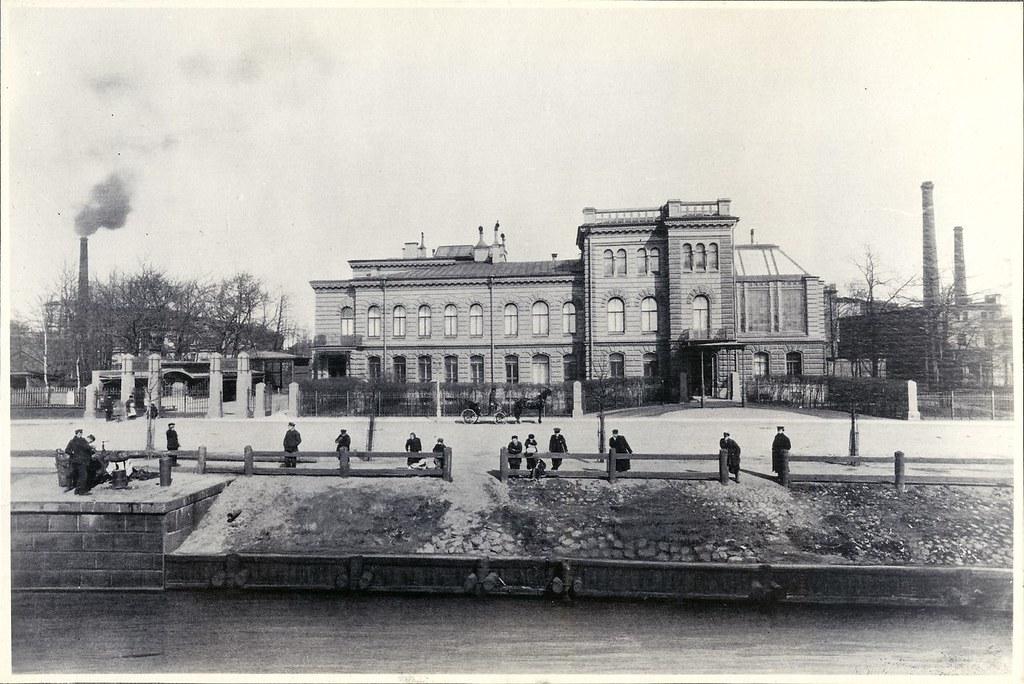 Naftaproduktionsbolaget Bröderna Nobel, Baku. | by Tekniska museet