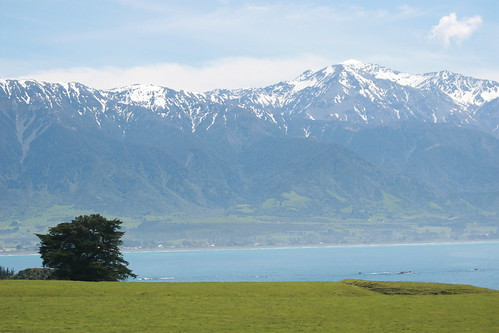 Kaikoura Ranges | by chris.bryant