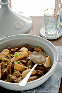 LambQuinceTagine-0005-WM | by Meeta Wolff @ What's For Lunch, Honey?