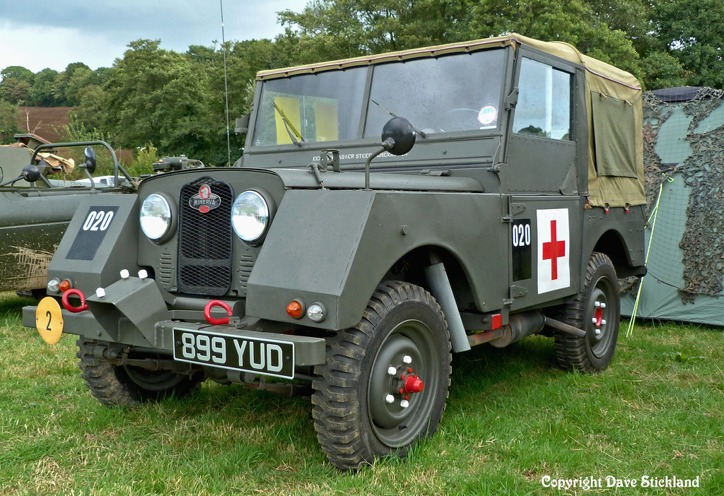 899yud minerva land rover belgium army ambulance dave flickr. Black Bedroom Furniture Sets. Home Design Ideas