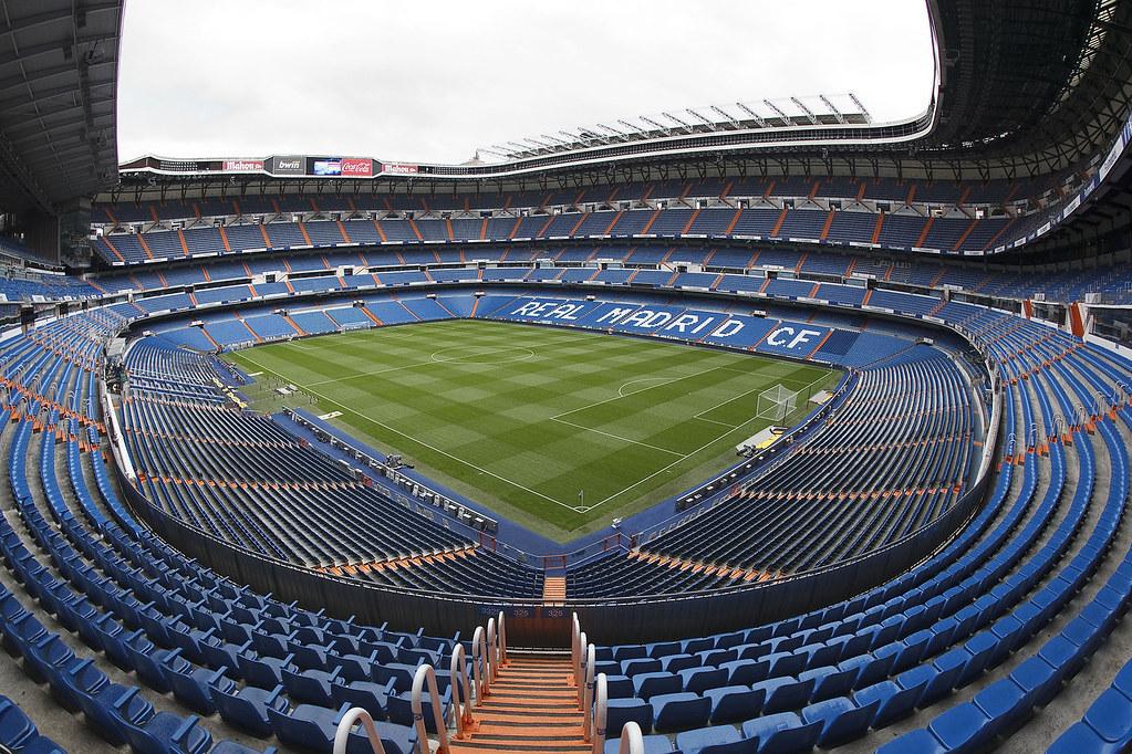 -  Madrid Bernabéu   Real C.F. MADRID Santiago Stadium