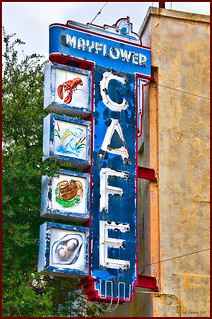 Old Cafe Sign | by Digital Lady Syd