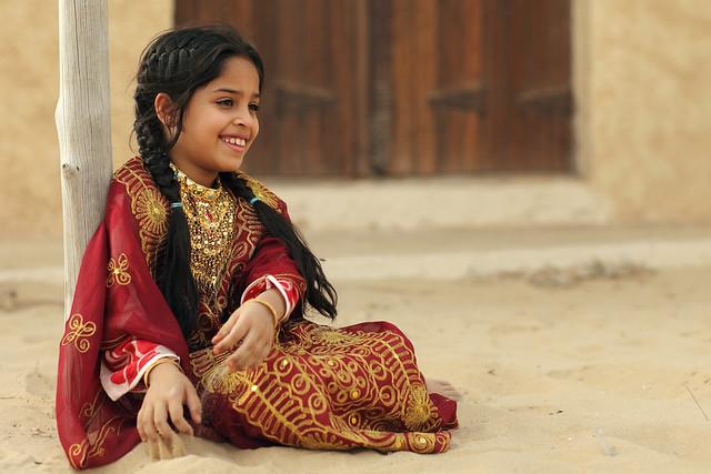 qatari girls