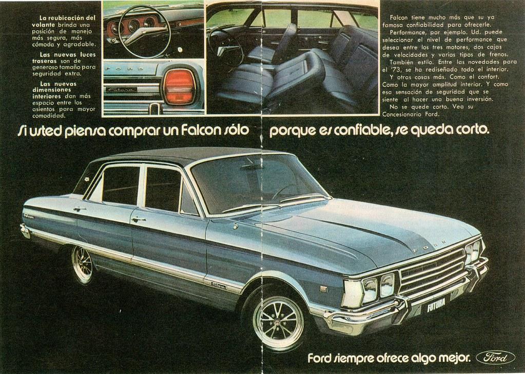 1973 Ford Falcon Futura Argentina Ford Did A Great Job