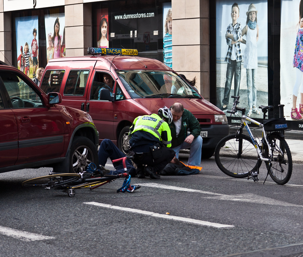 Accident: Cycling In Dublin Is A High Risk Activity, Or Is ...