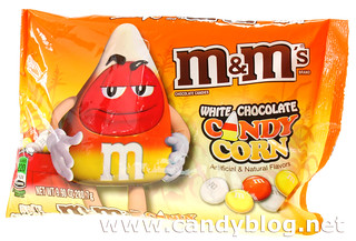 M&Ms White Chocolate Candy Corn | by cybele-