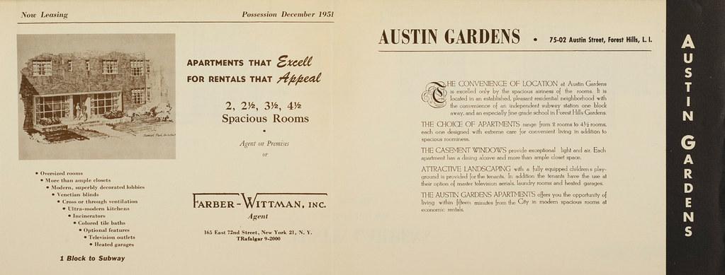 Austin Gardens, 73 44 U0026 75 02 Austin St, Forest Hills, NY | Flickr