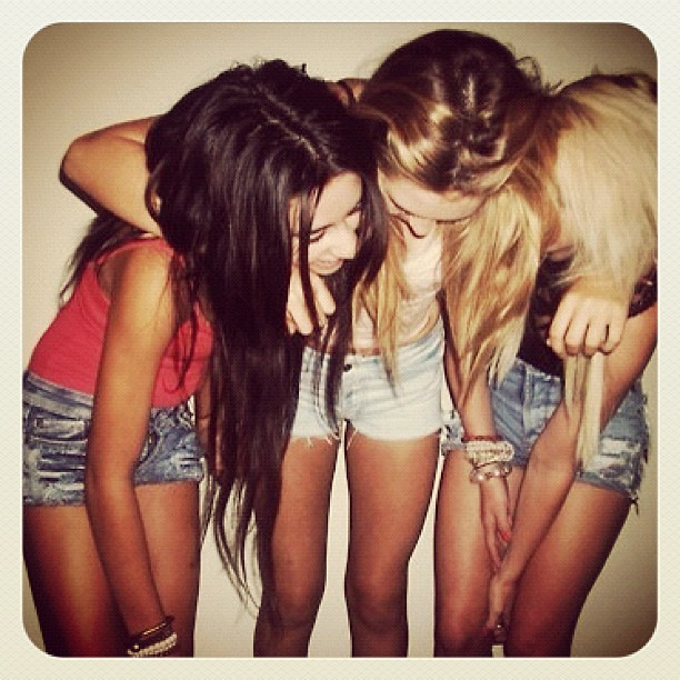 Friendship Friends Girls Chicas Cute Photo Pic Sty