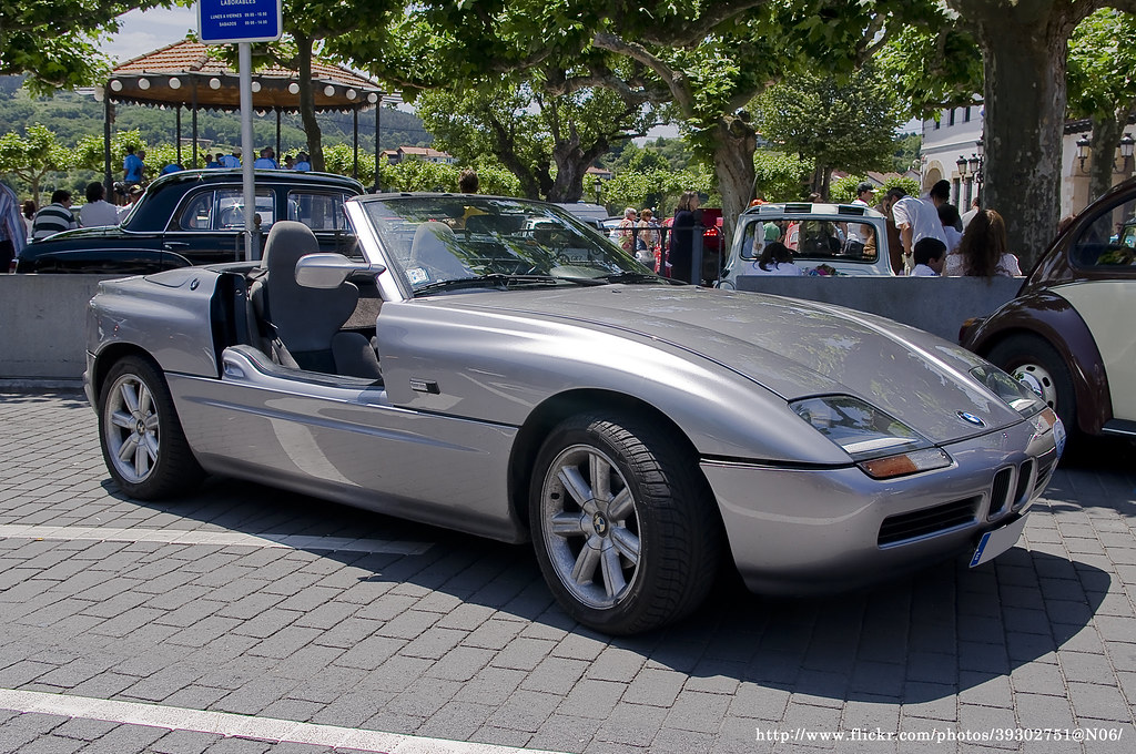 bmw z1 spanish coches flickr. Black Bedroom Furniture Sets. Home Design Ideas